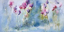Euphoria II by Emilija Pasagic -  sized 60x30 inches. Available from Whitewall Galleries